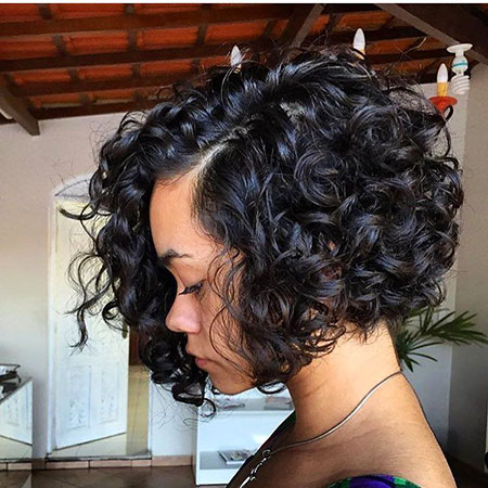 Short Hairstyles with Bangs - 11-
