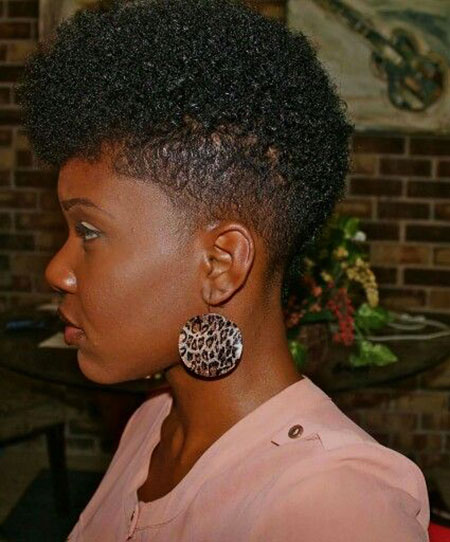 Tapered Pixie Hair