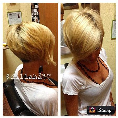 2016 Short Hairstyles - 18
