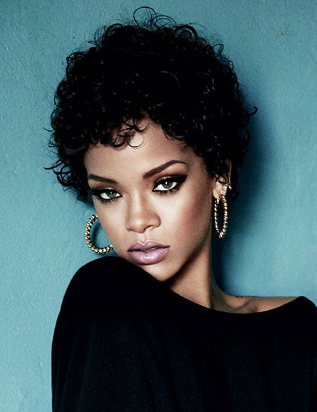 Short Curly Hairstyles Black Women - 18