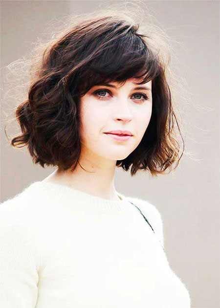 Hairstyles for Short Hair - 19
