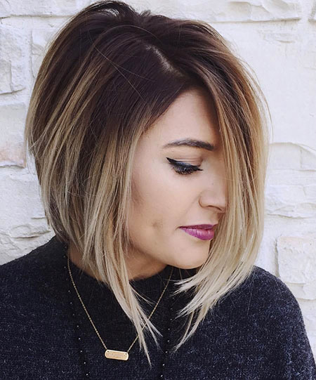 Short Hair with Bangs - 20