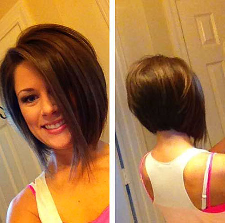 Hairstyles for Short Hair - 23