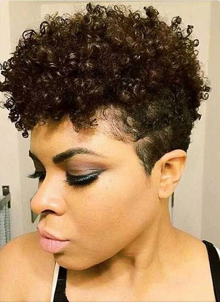Short Curly Hairstyles Black Women - 26-