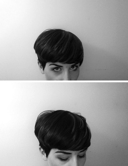 Hairstyles for Short Hair - 27