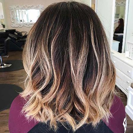 Short Hair with Bangs - 27
