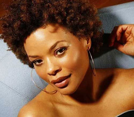 Short Haircuts for Black Women - 29-