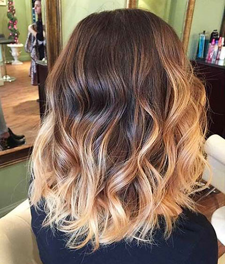 Ombre and Balyage Hair