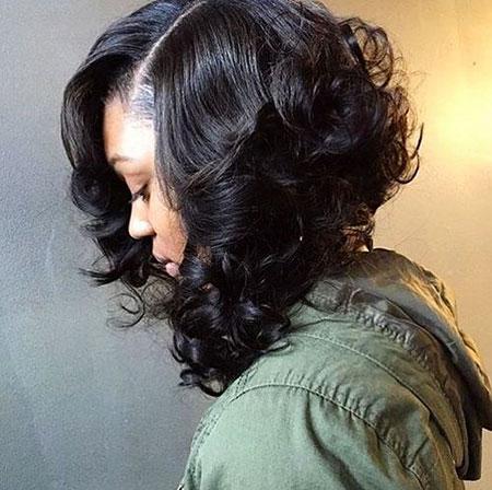 Short Curly Hairstyles Black Women - 34-