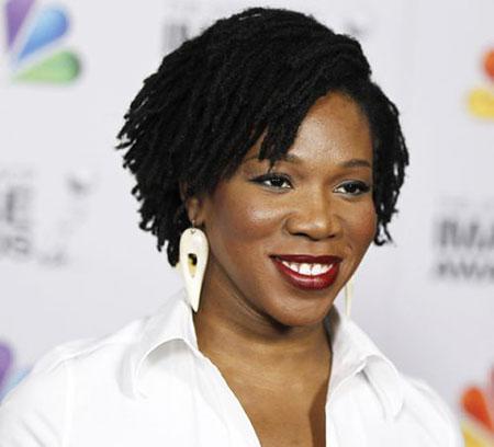 African American Women Hair