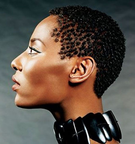 Short Haircuts for Black Women - 37-