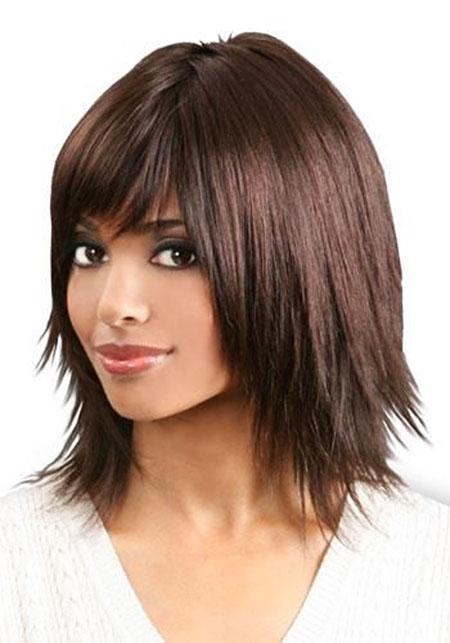 Choppy Layering Hair