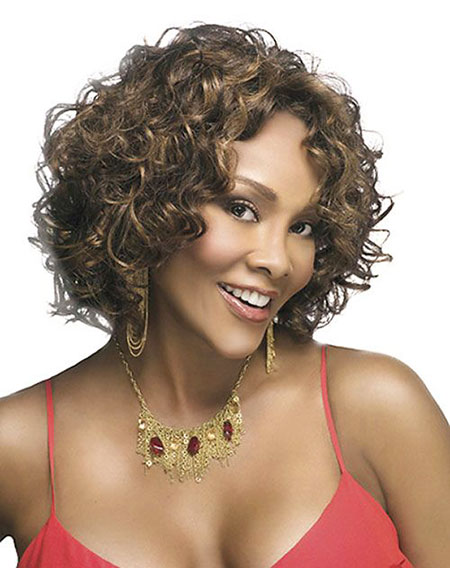 Short Curly Hairstyles Black Women - 40-