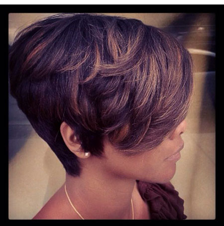 Short Curly Hairstyles Black Women - 6