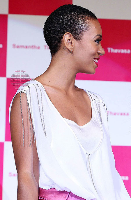 Short Haircuts for Black Women - 7-