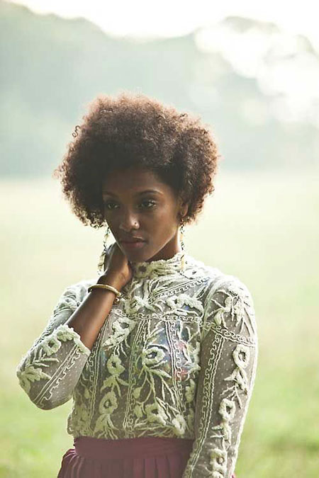 Short Curly Hairstyles Black Women - 8-