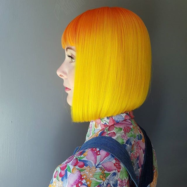 Chic and Cute Bob