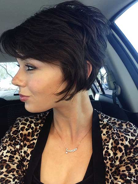 Easy Short Hair Ideas