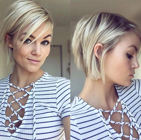 2016 Short Hair