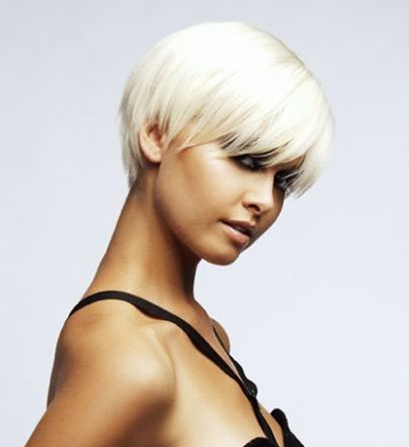Hairstyles for Short Hair - 10