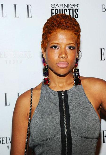 Short Haircuts for Black Women - 14-