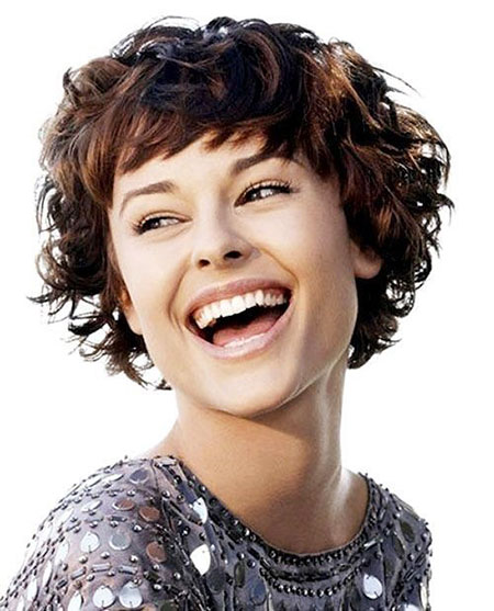 Hairstyles for Short Hair - 15