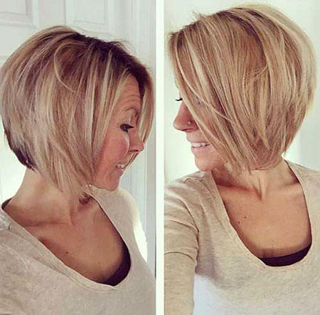Hairstyles for Short Hair - 16