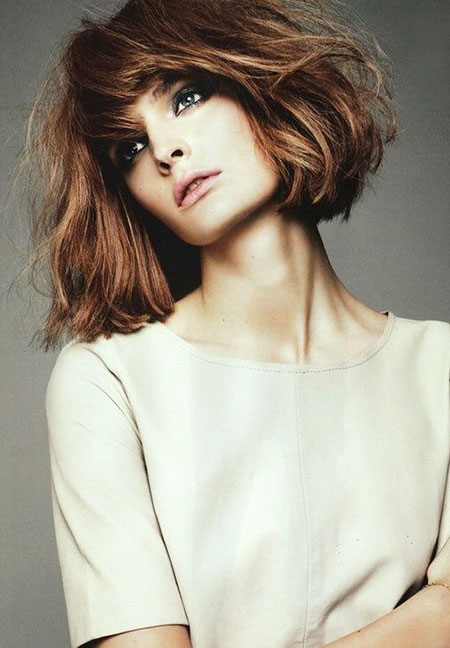 Hairstyles for Short Hair - 18