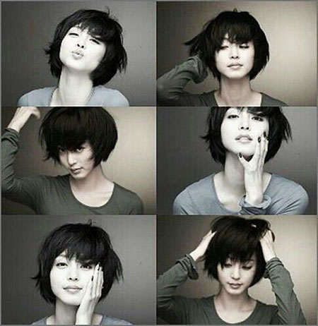 Black Japanese Hair
