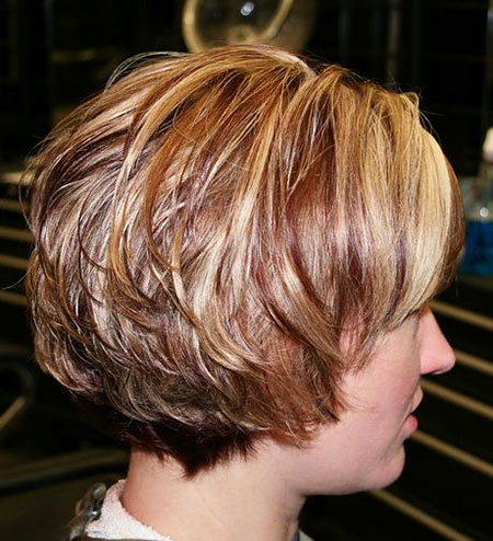 Hairstyles for Short Hair - 21
