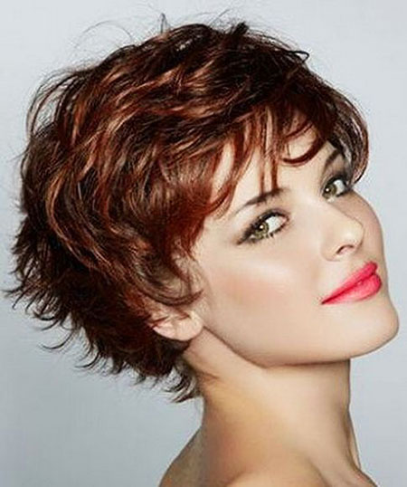 Hairstyles for Short Hair - 22