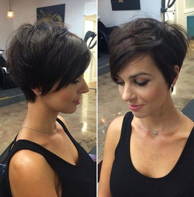 40-cute-hairstyles-short-hair-ideas