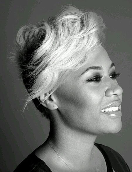 Short Haircuts for Black Women - 23-