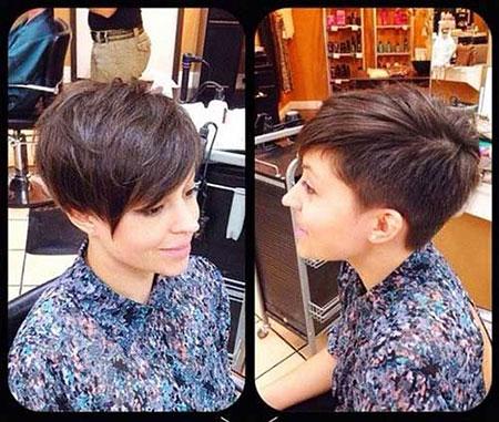 2016 Short Hair - 25