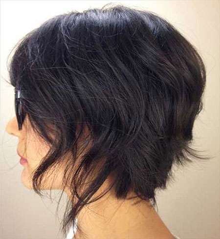 Hairstyles for Short Hair - 25