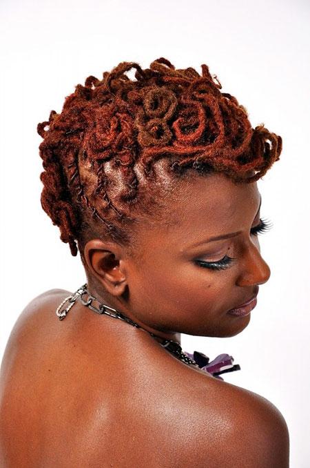 Short Haircuts for Black Women - 25-