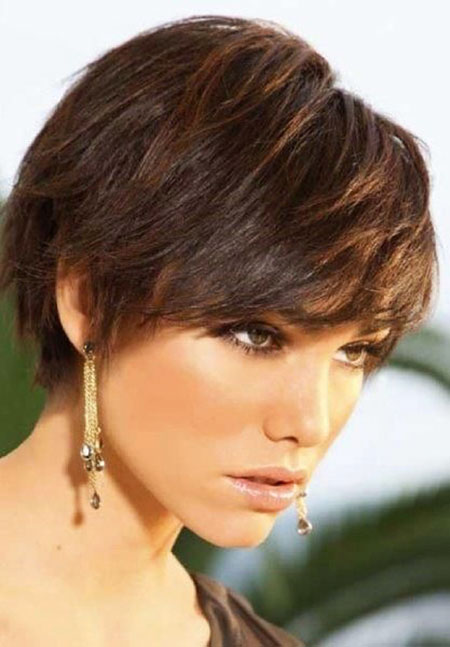 Hairstyles for Short Hair - 26