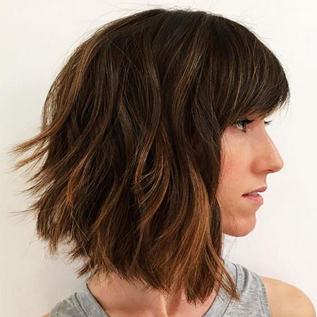 Hairstyles for Short Hair - 28
