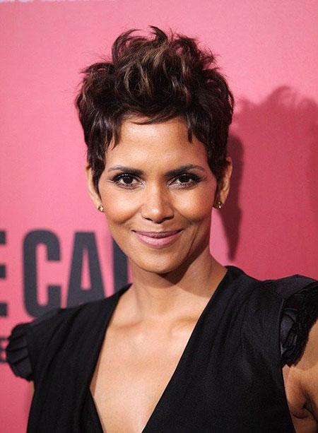 Short Haircuts for Black Women - 28-