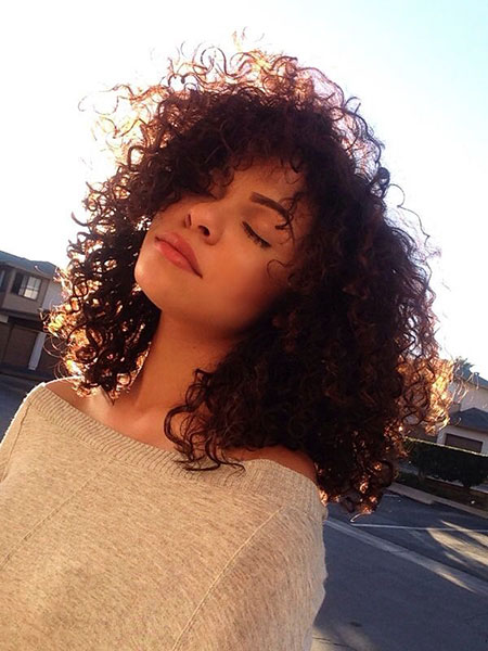 30 Super Short Natural Curly Hairstyle Ideas