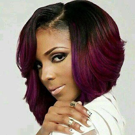 Short Haircuts for Black Women - 36-