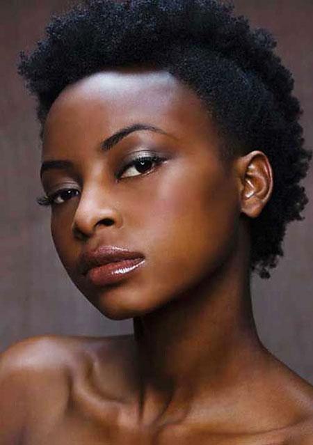 Short Haircuts for Black Women - 38-
