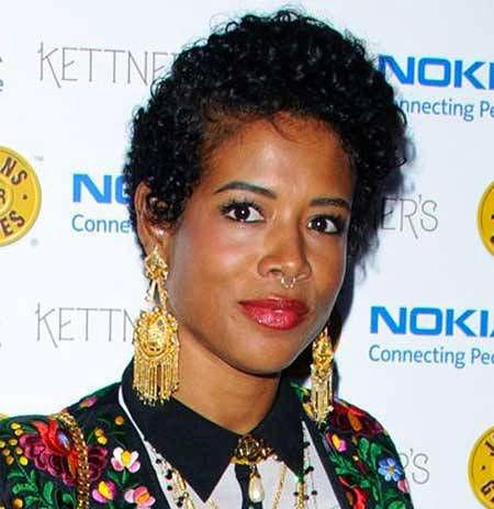 Short Haircuts for Black Women - 40-
