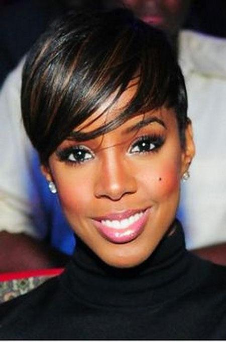 Short Haircuts for Black Women - 41-