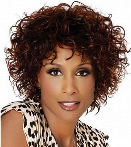 Short Haircuts for Black Women - 42-