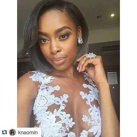 South African Beauty Knaomi Hair