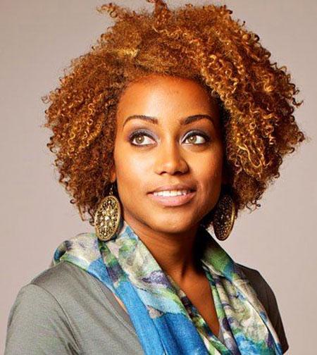 Short Haircuts for Black Women - 43-