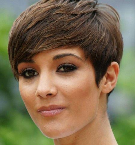 Frankie Sandford Hair