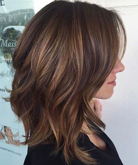 Short Hair with Bangs - 7