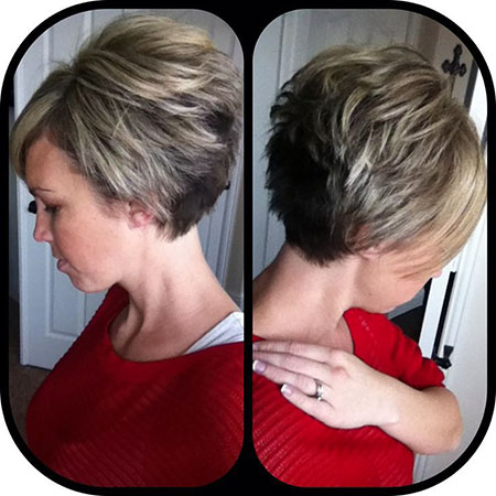 Hairstyles for Short Hair - 8